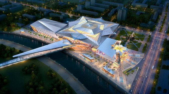 The largest shopping center in the South of Russia will open in 2021.