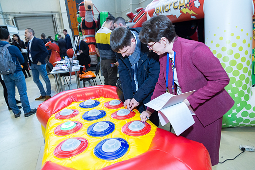 The 12th Moscow International exhibition «Amusement Rides and Entertainment Equipment RAAPA EXPO Autumn – 2018»