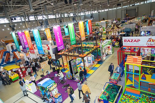The 20th International Exhibition «Amusement Rides and Entertainment Equipment RAAPA EXPO – 2018»