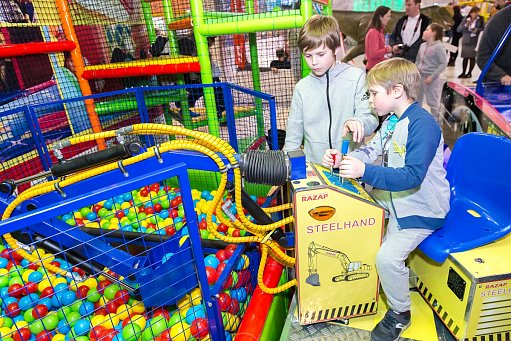 The 23d International exhibition «Amusement Rides and Entertainment Equipment RAAPA  EXPO – 2021»
